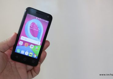 Alcatel U3 GL Quick Review