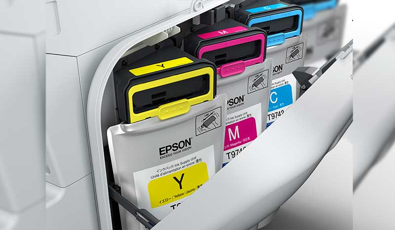 Photo of Three (3) Reasons Why EPSON's Business Inkjet Printers with RIPS are better than laser printers