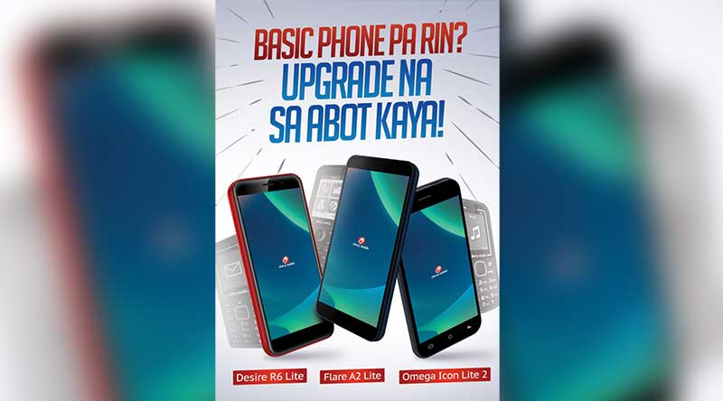 Upgrade your basic phones now to a Cherry Mobile smartphone for just P2,499