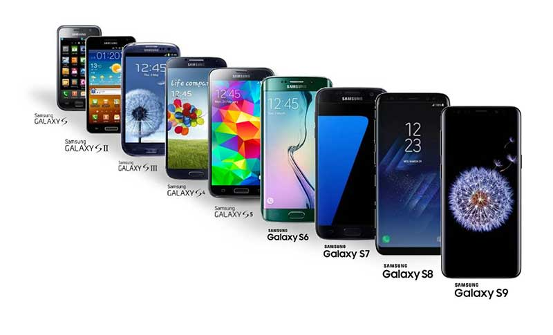 Seeing beyond color and infinity: Samsung's 10th Galaxy Series