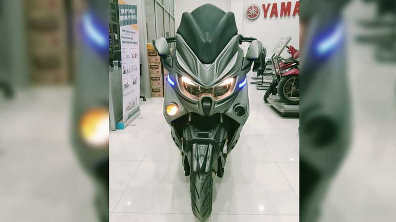 Alleged Yamaha Nmax 2019 Spotted Online