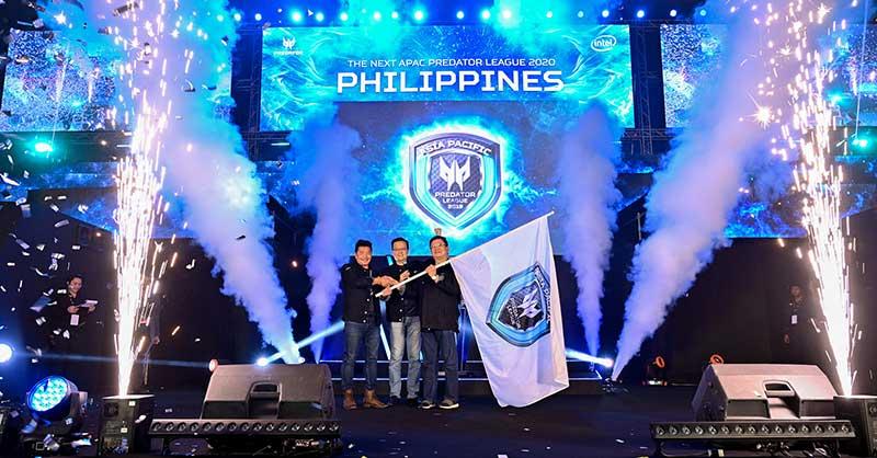 Predator Confirms PH as Host of Asia-Pacific Predator League eSports Tournament in 2020