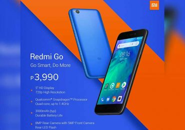 Xiaomi's Redmi Go launches in the Philippines first