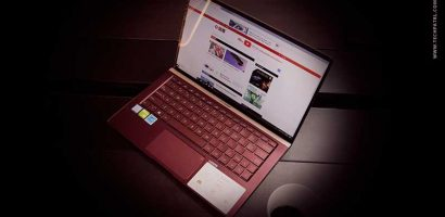 Hands-On Review: ZenBook 13 UX333 Burgundy Red