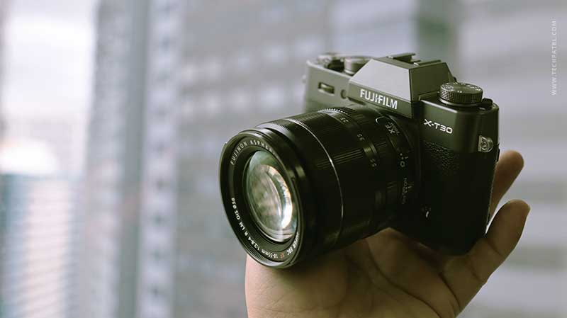 Preview: Fujifilm X-T30