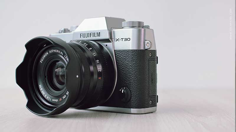 Fujifilm Philippines launches XF16mm f2.8R WR