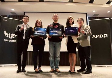 ASUS x AMD in PH: ASUS TUF Gaming FX505DY and Gaming X570 laptops launched