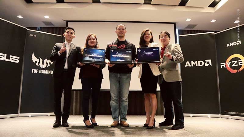 Photo of ASUS x AMD in PH: ASUS TUF Gaming FX505DY and Gaming X570 laptops launched