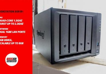 Tech Patrol's Private Cloud: The 4-bay Synology Disktation DS918+ Review