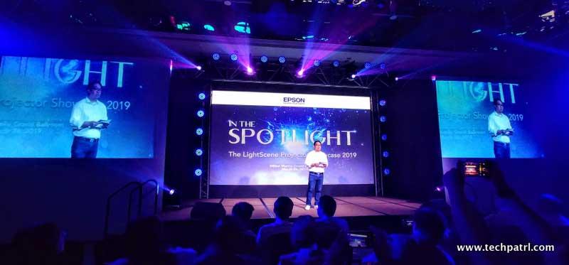 EPSON LightScene Projector