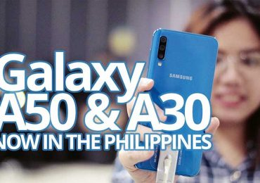 The Galaxy A50 and Galaxy A30 has been launched in the Philippines