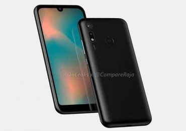 Motorola Moto P40 Play leaks in new render images