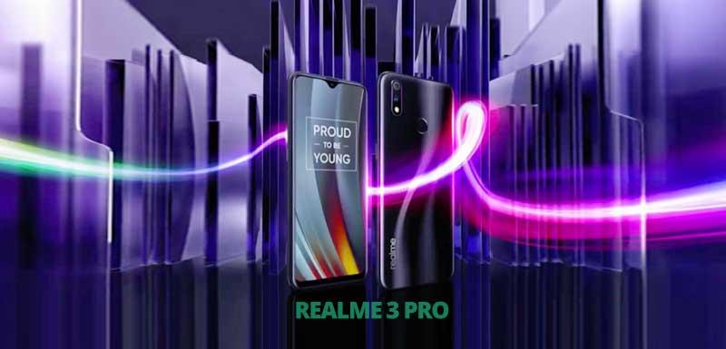 Realme 3 Pro Details: SD710, VOOC 3