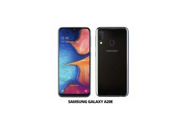 Samsung introduces Galaxy A20e with HD+ panel and Infinity-V display