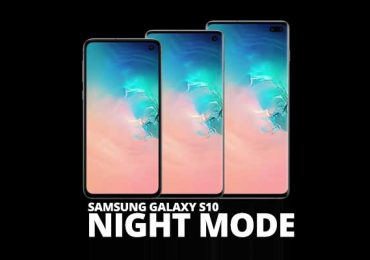 Samsung Galaxy S10 gets a night mode in new update