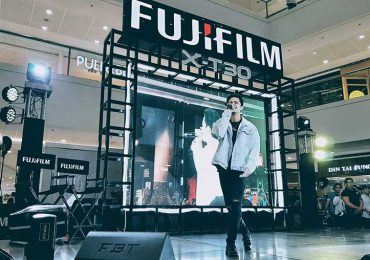 Fujifilm PH gets James Reid to launch the X-T30