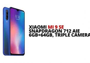 Xiaomi Mi 9 SE: Launching in PH on May 18, 2019