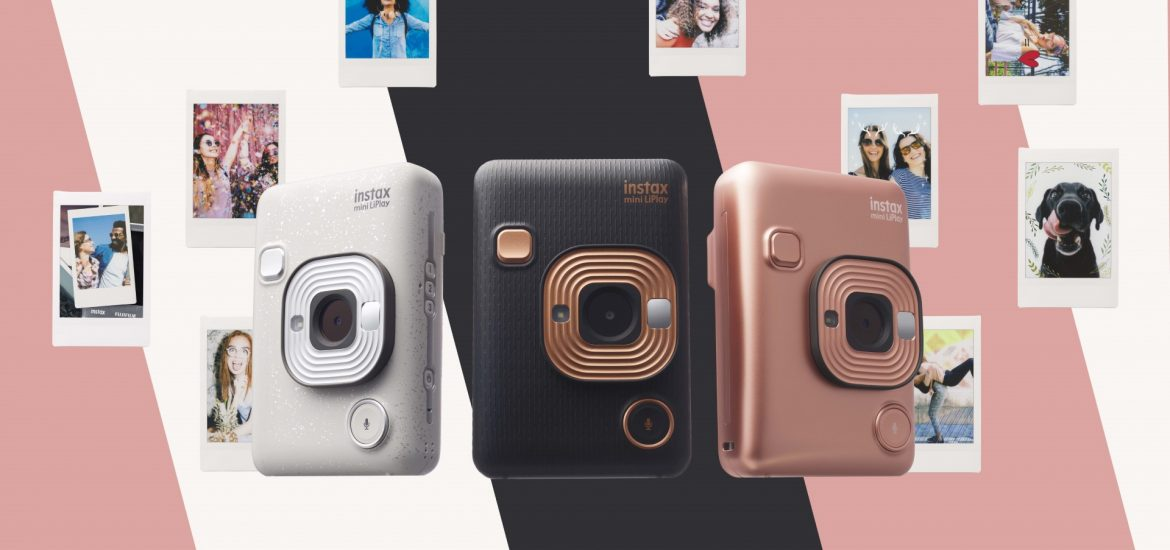 instax Philippines just released its new mini hybrid instant camera, the instax mini LiPlay!
