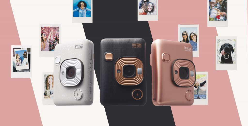 Photo of instax Philippines just released its new mini hybrid instant camera, the instax mini LiPlay!