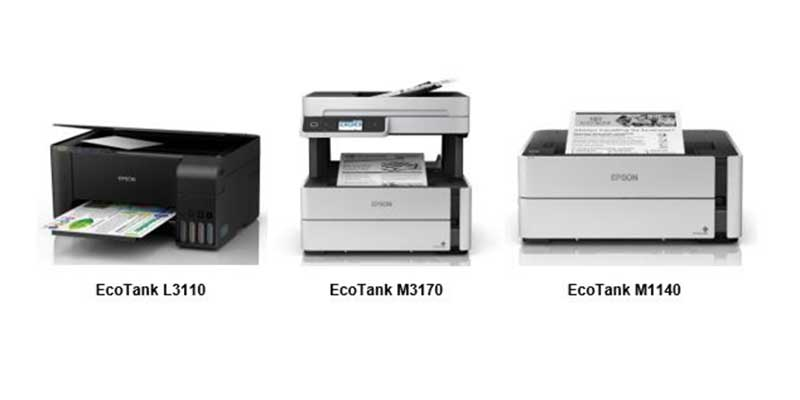 Photo of Epson EcoTank voted as most reliable over other ink tank brands