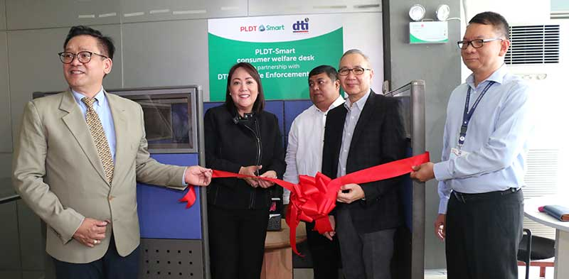 PLDT-Smart customers now have video call facility at DTI