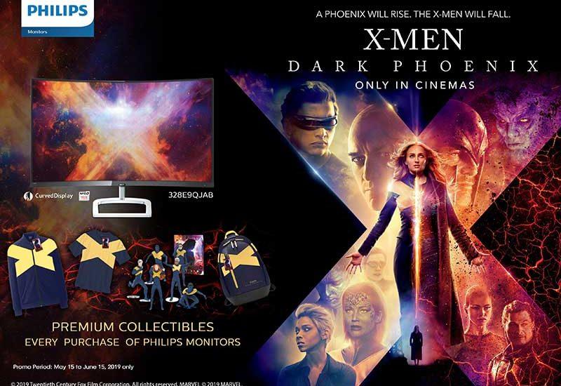 Philips and Twentieth Century Fox premiere X-Men: Dark Phoenix in Manila