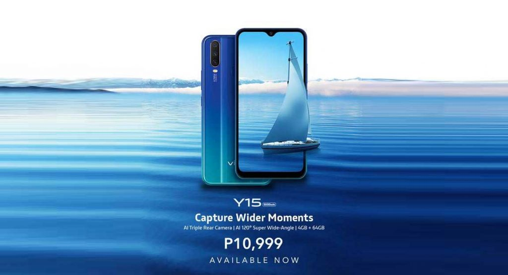 Photo of Vivo Y15 now available in PH for only P10,99