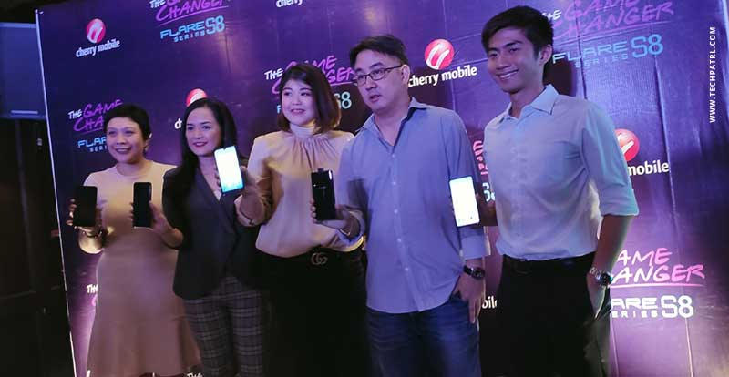 Cherry Mobile's Flare S8 Series launched; Price starts at P3,999