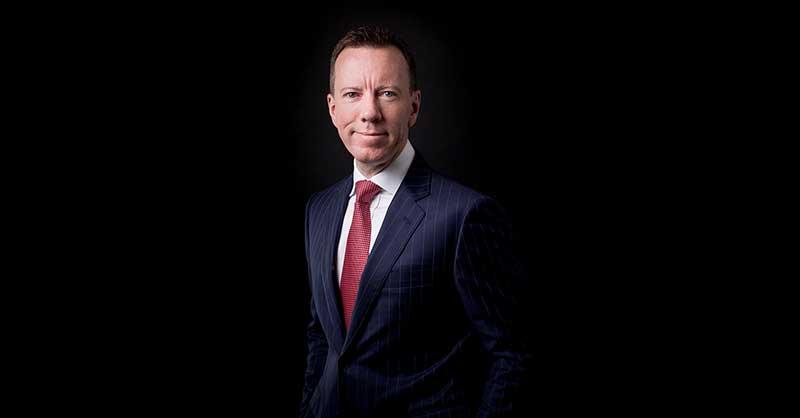 John Lombard Chief Executive Officer, Asia Pacific NTT Ltd.