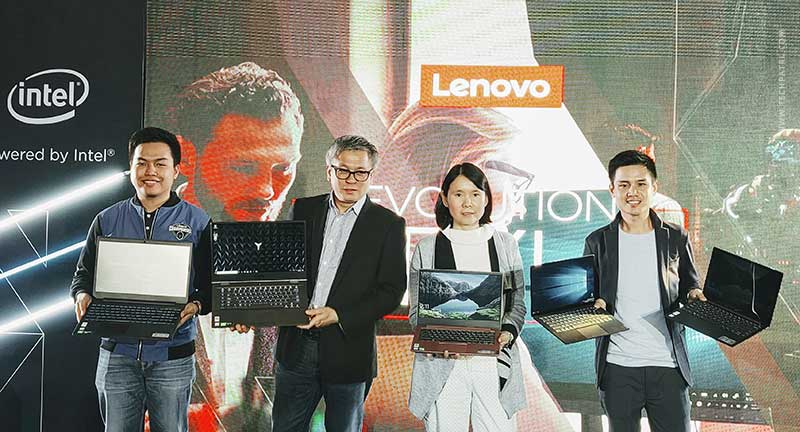 Lenovo PH intros Yoga S940 as flagship laptop and its 2019 line up