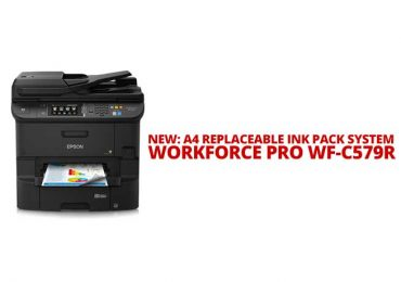 Epson launches new A4 Replaceable Ink Pack System (RIPS), WorkForce Pro WF-C569R business inkjet printer