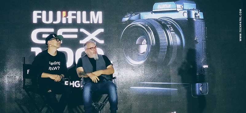 Fujifilm GFX100 with 102MP Sensor launched in PH