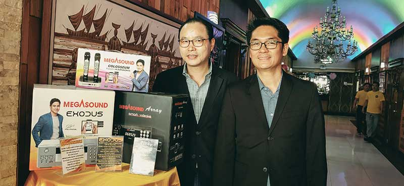 Megasound Smart Pro 2019 products launched in PH