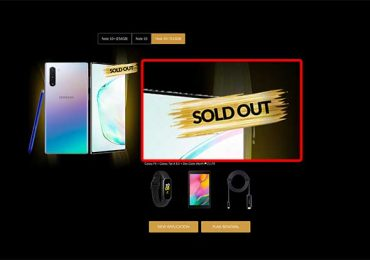 BAD NEWS: Galaxy Note 10+ 512GB is already sold out on Smart
