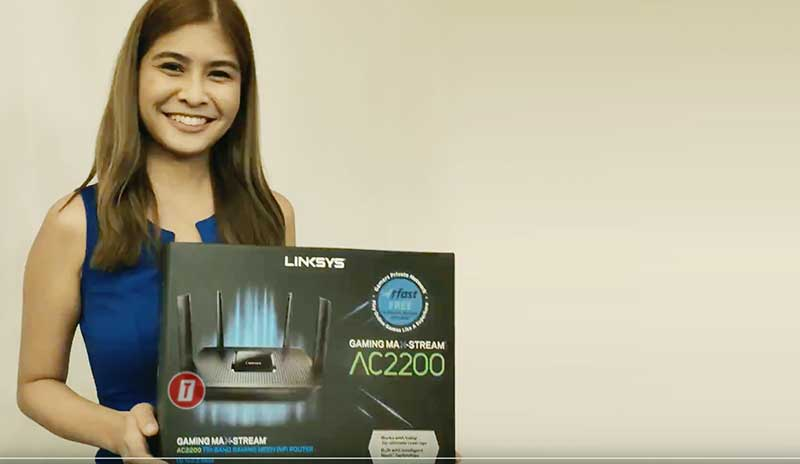 Linksys MR8300: tri-band gaming and mesh router launched in PH