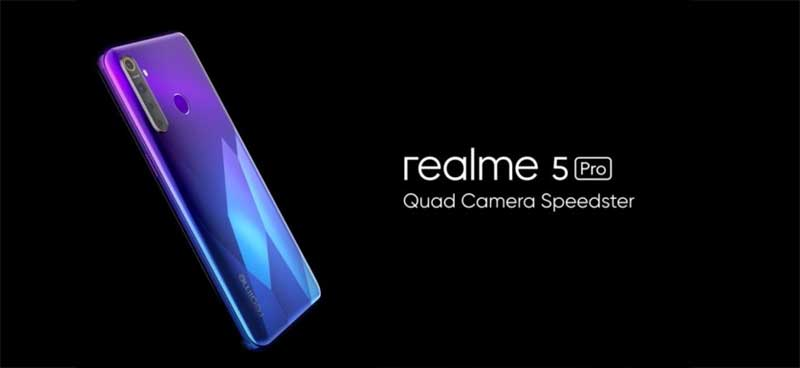 Realme 5 and Realme 5 Pro: Four Cameras, NEW chipsets