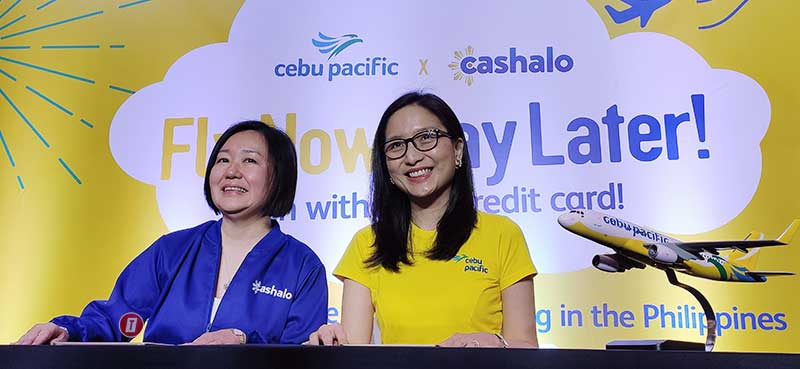 Cashalo enables fly-now, pay-later solution on Cebu Pacific flights