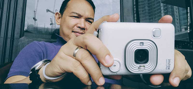 Hybrid instant camera instax mini LiPlay launched in PH