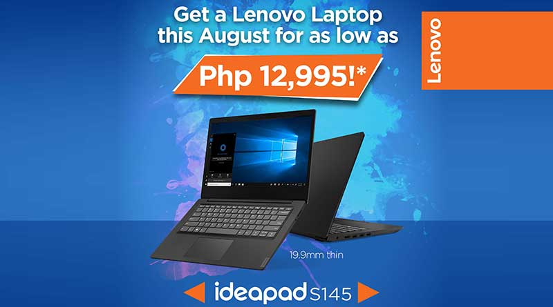 Photo of Lenovo announces limited-time Cash Rebate on Select Devices