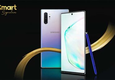 Samsung Galaxy Note 10 Plus 256GB on Smart Signature