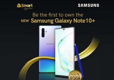 Smart Galaxy Note 10 series Pre-Order details
