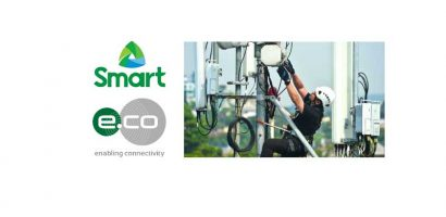 Smart signs deal with leading Asian and Philippine infrastructure and tower-sharing services firms