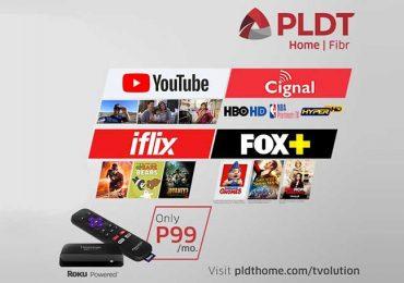 PLDT Home TVolution Lite: Level up your home media entertainment