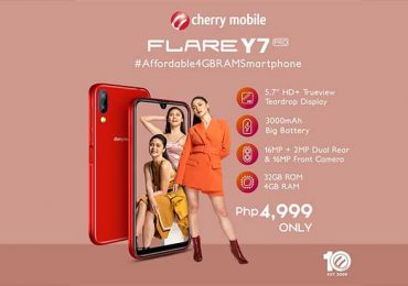 Cherry Mobile Flare Y7 Pro: Specs, Pricing and Availability