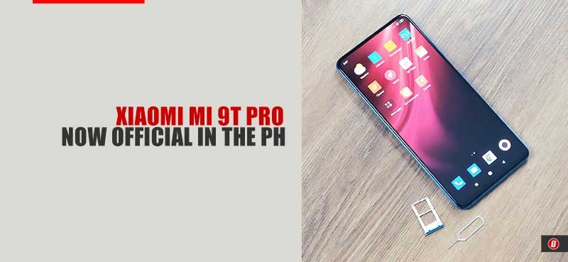 Photo of Xiaomi Mi 9T Pro now official in PH: Starting price is only P18,990 (USD379)