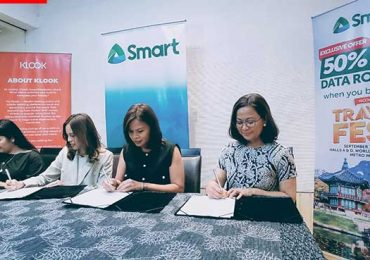 Smart teams up with KLOOK for out-this-world travel deals at the Travel Fest 2019