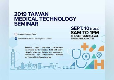 2019 Taiwan Medical Technology Seminar for Pinoy Medical Professionals