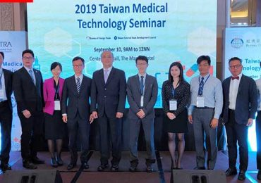 2019 Taiwan Medical Technology Seminar open doors for Filipino patients