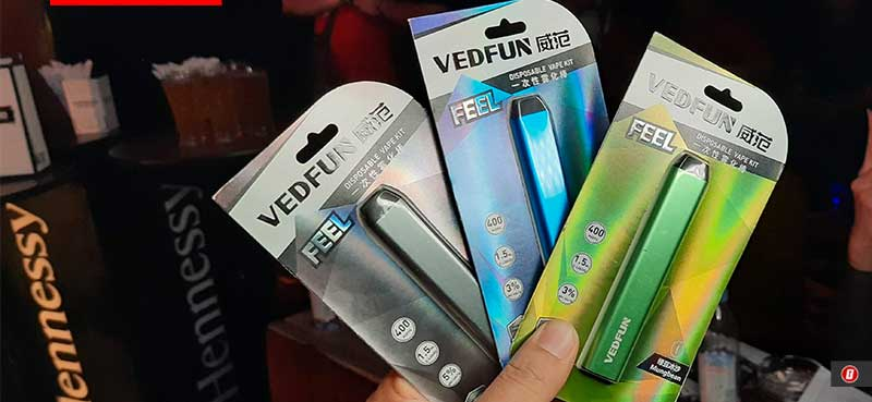 vedfun vape disposable kit
