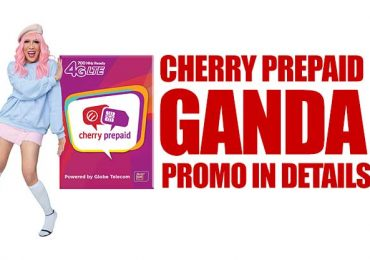 Cherry Prepaid's latest promo: Ganda Promo data packages; as low as P15 for 3 days